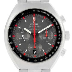 Omega Speedmaster Mark II Chrono Watch 327.10.43.50.06.001 Box Card