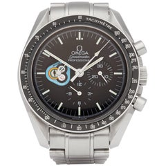 Omega Speedmaster Missions 345.0022 3597.23.00 Men Skylab III Chronograph Watch