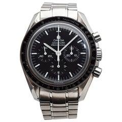 Omega Speedmaster Moon Stainless Steel Watch, 2000