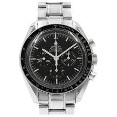 Omega Speedmaster Moonwatch Steel Manual Watch 311.30.42.30.01.005 Wind Mint B/P