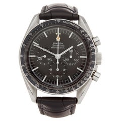 Omega Speedmaster Pre-Moon Chronograph Stainless Steel 145.012