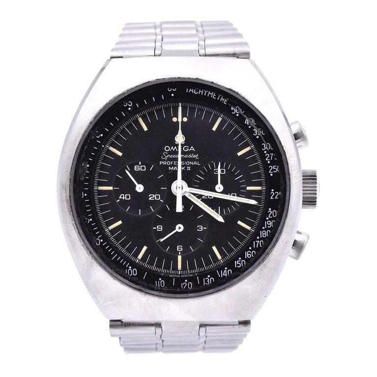 Omega Speedmaster Professional Mark II Watch Ref. 145.014 For Sale