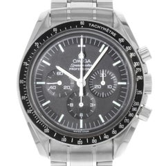 Omega Speedmaster Professional Moon Black Dial Steel Manual Wind Watch 3570.50