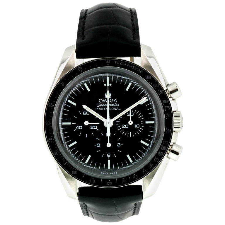 Omega Speedmaster Professional Moonwatch 311.33.42.30.01.001 Box Papers For Sale