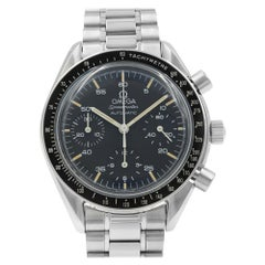 Omega Speedmaster Professional Reduced Steel Automatic Watch 3510.50.00 Mint Box