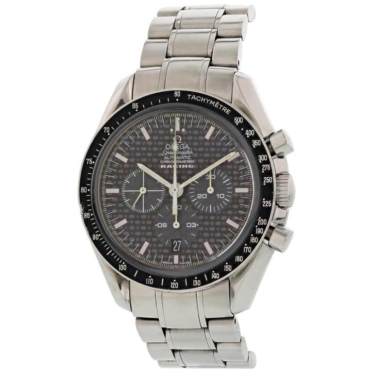 Omega Speedmaster Racing 3552.59.00 Chronometer Men's Watch For Sale