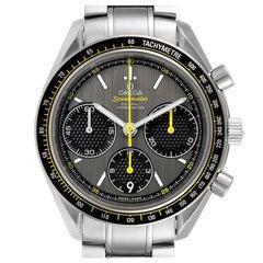 Omega Speedmaster Racing Co-Axial Watch 326.30.40.50.06.001 Box Card