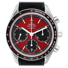 Omega Speedmaster Racing Red Chronograph Men's Watch 326.32.40.50.11.001
