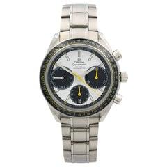 Omega Speedmaster Racing Steel White Dial Men's Watch 326.30.40.50.04.001