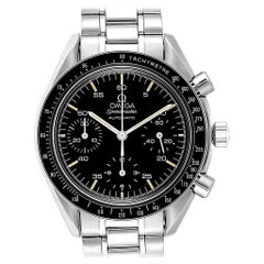 Omega Speedmaster Reduced Automatic Men's Watch 3510.50.00 Card