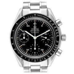 Omega Speedmaster Reduced Black Dial Automatic Men's Watch 3510.50.00