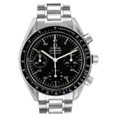 Omega Speedmaster Reduced Hesalite Crystal Automatic Men's Watch 3510.50.00