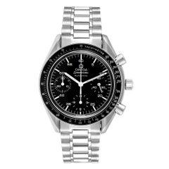 Omega Speedmaster Reduced Hesalite Crystal Automatic Men's Watch 3510.50.00