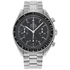 Omega Speedmaster Reduced Stainless Steel Automatic Men's Watch 3510.50.00