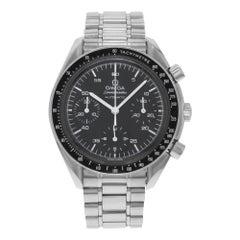Omega Speedmaster Reduced Steel Black Dial Automatic Men's Watch 3510.50.00