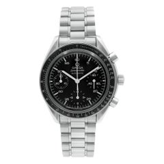 Omega Speedmaster Reduced Steel Black Dial Automatic Watch 3510.50.00
