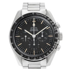 Omega Speedmaster S10501264, Black Dial, Certified and Warranty