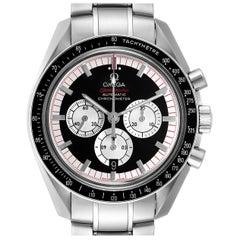 Omega Speedmaster Schumacher Legend LE Men's Watch 3507.51.00 Box Card