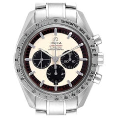 Omega Speedmaster Schumacher Limited Edition Steel Men's Watch 3559.32.00