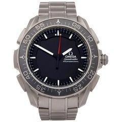 Omega Speedmaster Skywalker X-33 Chronograph Titanium 318.90.45.79.01.001
