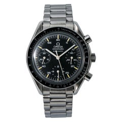Omega Speedmaster ST1750032, White Dial, Certified and Warranty