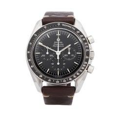Omega Speedmaster Stainless Steel 145022 Wristwatch