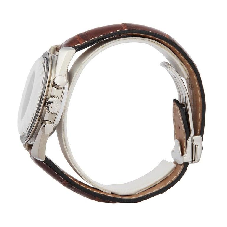 Omega Speedmaster Stainless Steel 145.022 Gents Wristwatch In Good Condition For Sale In Bishops Stortford, Hertfordshire