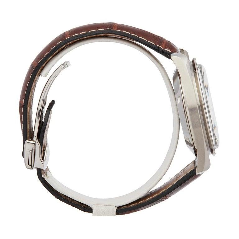 Women's or Men's Omega Speedmaster Stainless Steel 145.022 Gents Wristwatch For Sale