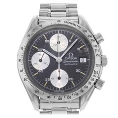 Omega Speedmaster Steel Automatic Panda Dial Men's Watch 3511.50.00 Preowned