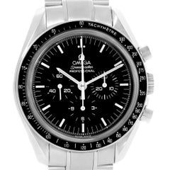 Omega Speedmaster Transparent CaseBack Moon Watch 3573.50.00