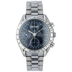 Omega Speedmaster Triple Date 3521.80 Men's Watch