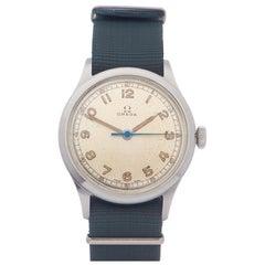 Omega Vintage 0 30T2 SC Men Stainless Steel 0 Watch