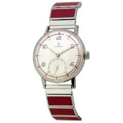 Omega Vintage Men's Manual Winding Wristwatch, circa 1970s