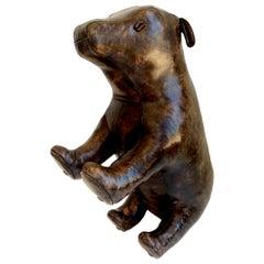 Omersa Leather Bear