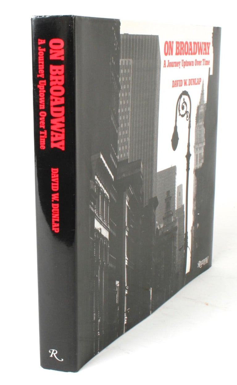 On Broadway by David W. Dunlap, First Edition For Sale 13