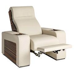 Onassis HT Seating by Pino Vismara