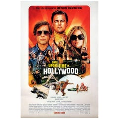 Once Upon a Time in Hollywood, 2019 Poster