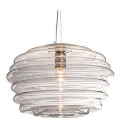 Onda Large Pendant Lamp by Giovanni Barbato
