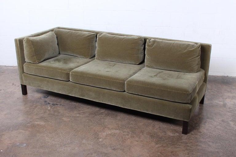 One Arm Sofa by Edward Wormley for Dunbar For Sale 1