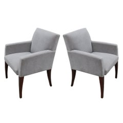 One Bernhardt Upholstered Armchair 10 Available