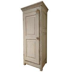 One Door Painted Chimney Cupboard