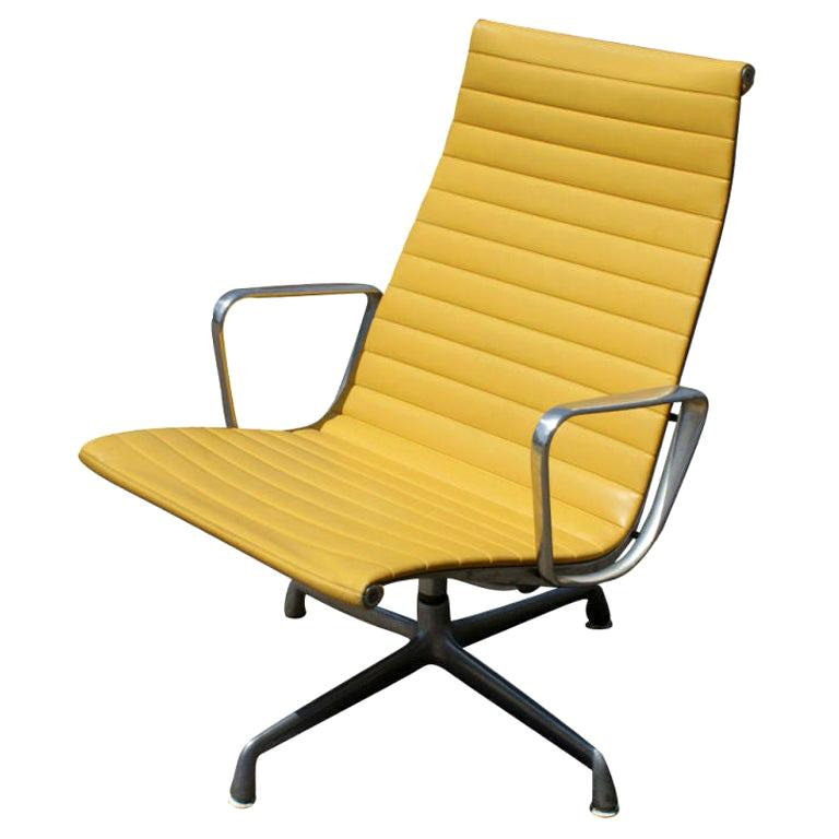 One Eames for Herman Miller Aluminum Group Lounge Chair