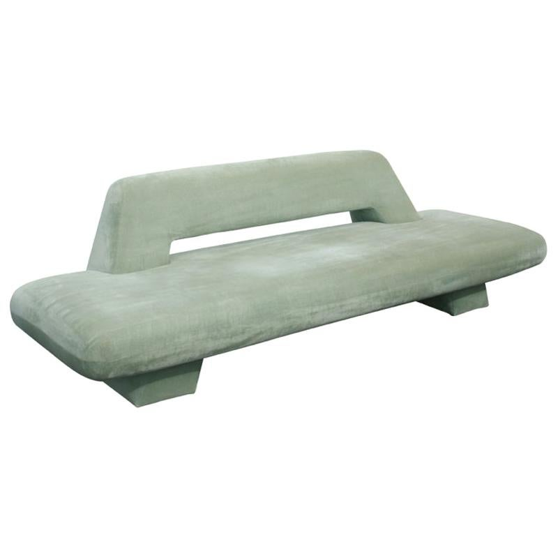 One Harvey Probber Mayan Sofa