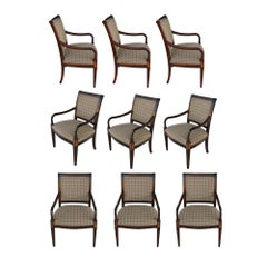 One Hickory Furniture Traditional Arm Dining Side Chair