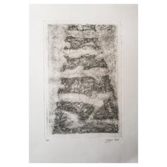 One of a Kind 2005 Marielle Guégan Gravure/Engraving