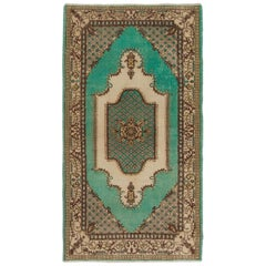 One of a Kind Central Anatolian Vintage Rug