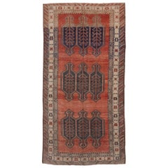 One of a Kind Handwoven Oushak Rug