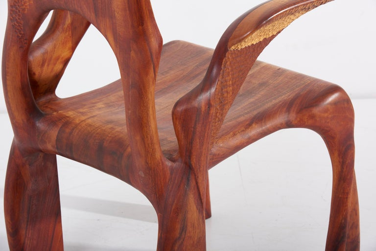 One of a Kind Studio Charles B. Cobb Armchair, US, 1977 For Sale 1
