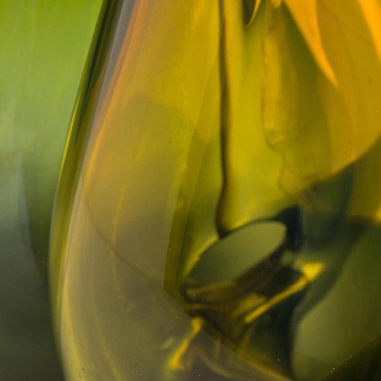 One of a Kind Studio Glass Object