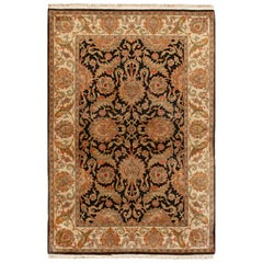 One-Of-A-Kind Traditional Handwoven Wool Area Rug